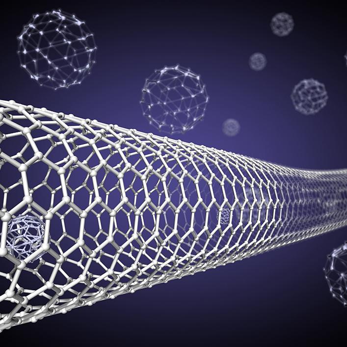 精密化学材料领域的智能材料
